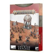 Age of Sigmar Realmscape -  Ghurish Expanse