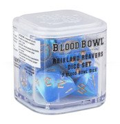 Blood Bowl: The Reikland Reavers Human Dice