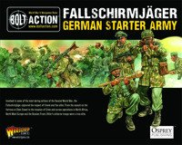 Bolt Action - Fallschirmjager - German Starter Army (1500pts)