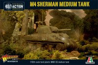 Bolt Action - US Army M4 Sherman Medium Tank