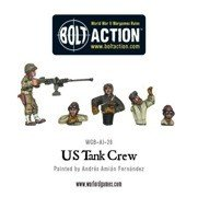 Bolt Action - US Tank Crew