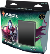 Magic The Gathering - Zendikar Rising - Commander Deck - Sneak Attack