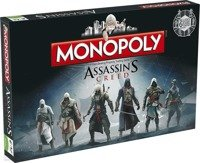 Monopoly Assassins Creed [ENG]