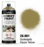 Vallejo Hobby Paint Panzer Yellow Spray 400ml.