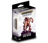 Warhammer Age of Sigmar Champions: DEATH Campaign Deck