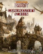 Warhammer Fantasy Roleplay 4 ed - Gamemasters Screen