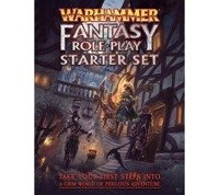 Warhammer RPG starter set 4th ed ENG