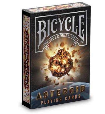 Bicycle Karty Asteroid