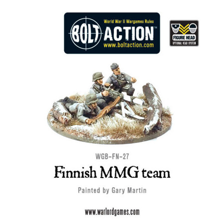 Bolt Action - Finnish MMG