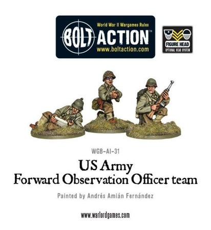 Bolt Action - US Forward Observer Officers FOO