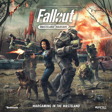Fallout: Wasteland Warfare Starter Set
