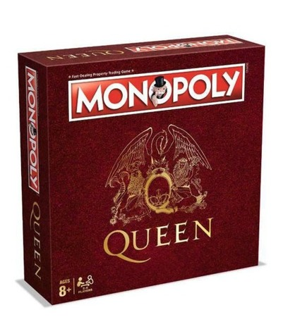 Monopoly Queen [ENG]