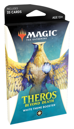 MtG - Theros Beyond Death Theme Booster - White