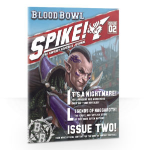 Spike! Issue 2