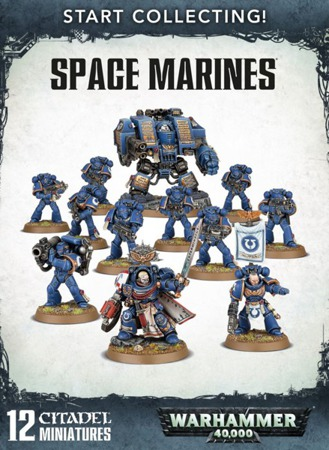 Start Collecting! Space Marines