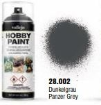 Vallejo Hobby Paint Panzer Grey Spray 400ml.