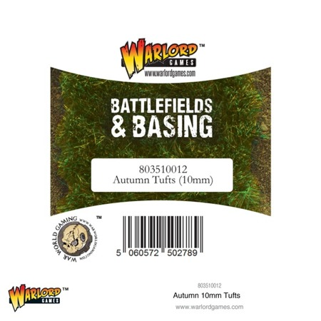 Warlord Autumn Tufts (10 mm)