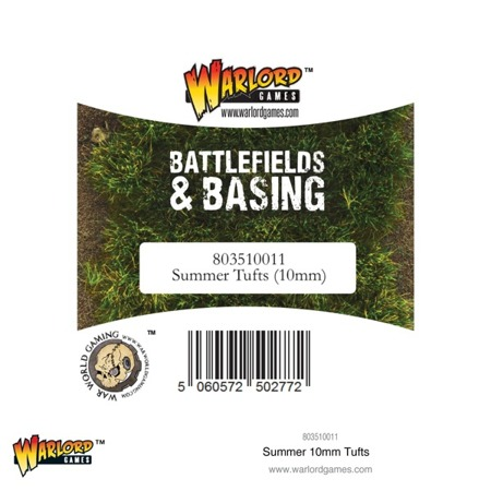 Warlord Summer Tufts (10 mm)